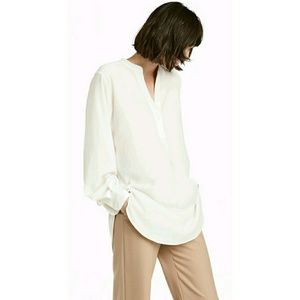 H&M Creped blouse